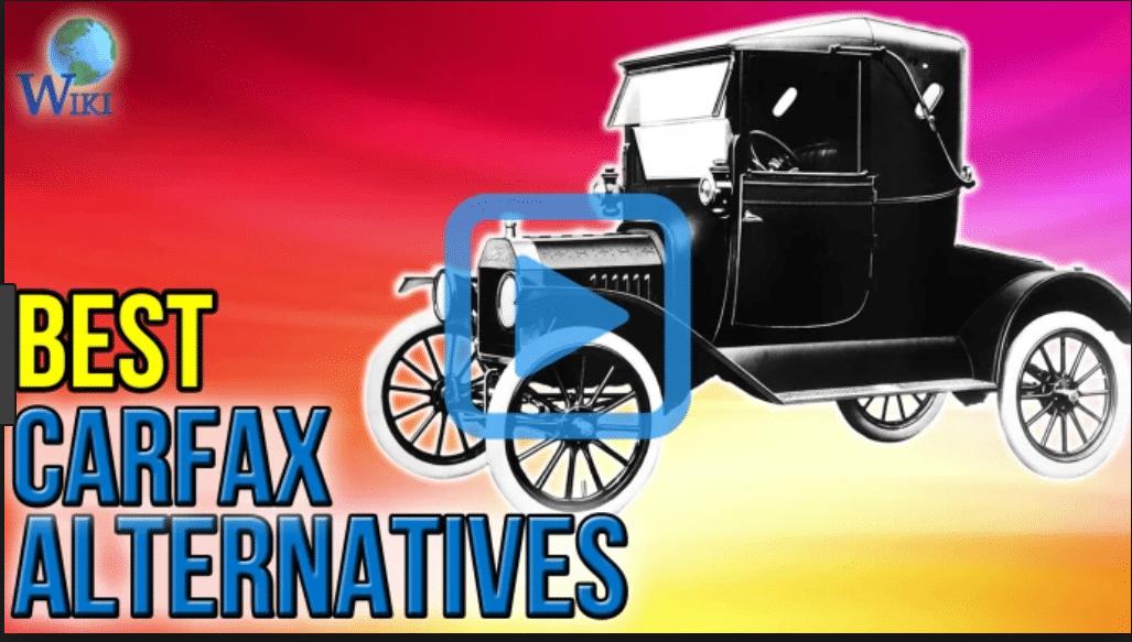 Carfax Alternative Free