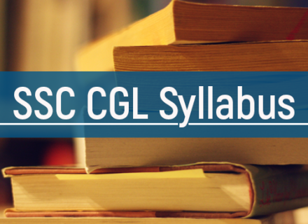 SSC CGL Syllabus 2018 cover