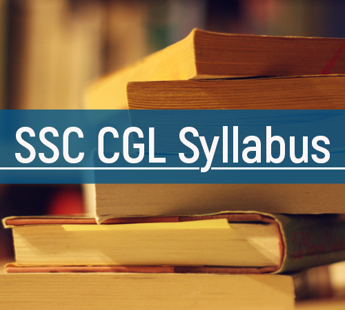 SSC CGL Syllabus 2018 cover